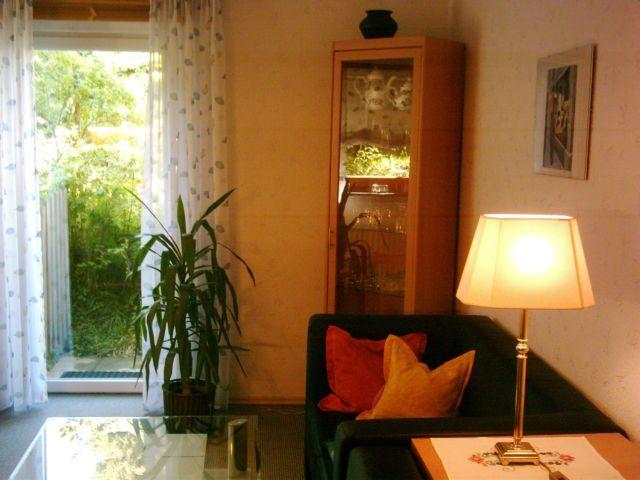 Wohnzimmer - Ferienwohnung An der Quelle Sankt Andreasberg