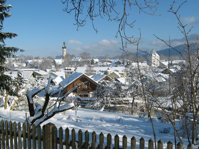 Bad Tölz Winter - Bad Toelz Bayern
