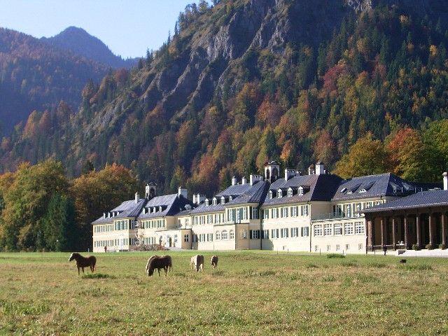 Hanns-Seidl-Stiftung Wildbad Kreuth - Kreuth Bayern