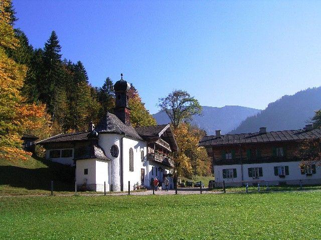 Altes Bad Wildbad Kreuth - Kreuth Bayern