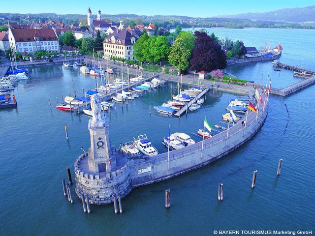 Lindauer Hafen - Bayern