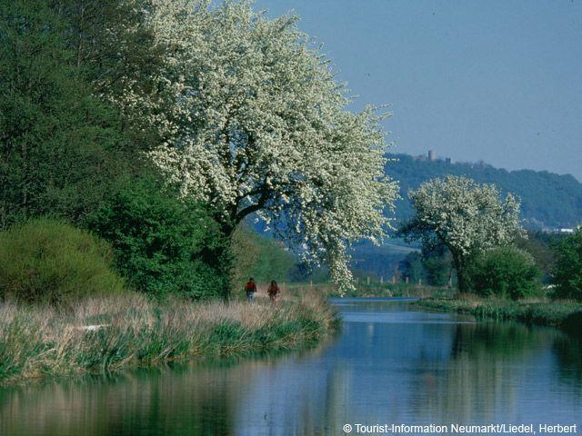 Radeln am König-Ludwig-Kanal - Bavaria
