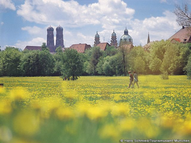 München Image for photo gallery - Muenchen Bavaria