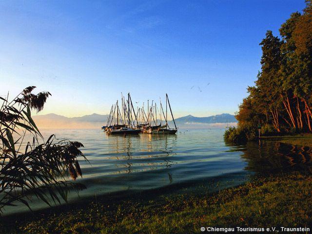 Lacul Chiem Bavaria