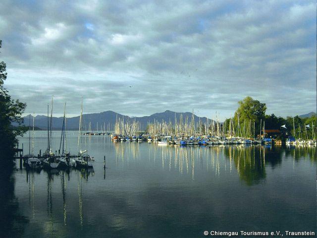 Chiemsee Bild für Fotogalerie - Chiemsee Bayern
