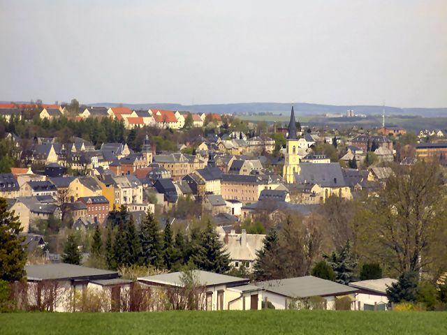Stollberg  im  Erzgebirge Saxony