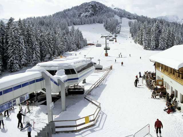 Garmisch-Partenkirchen - Bayerische Zugspitzbahn Bild für Fotogalerie - Garmisch-Partenkirchen - Bayerische Zugspitzbahn Garmisch-Partenkirchen