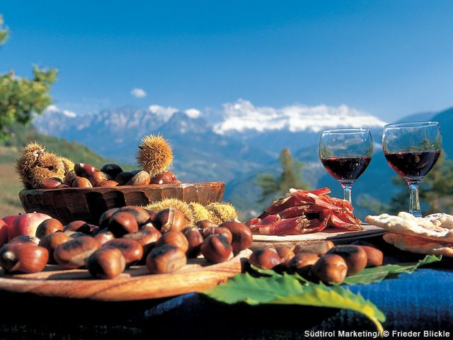Welcome to South Tirol - the ideal place for perfect holidays! Image for photo gallery - Tiroul de Sud