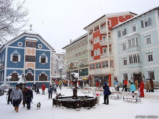 Groeden South Tirol