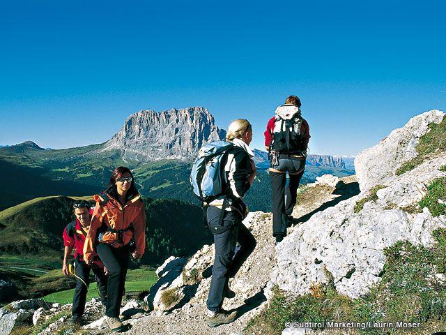 Dolomiten - Dolomiti Suedtirol