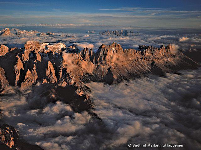 Dolomiten - Dolomiti South Tirol