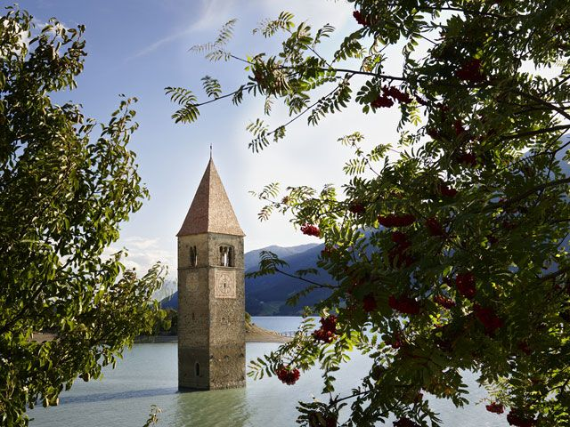 Vinschgau South Tirol