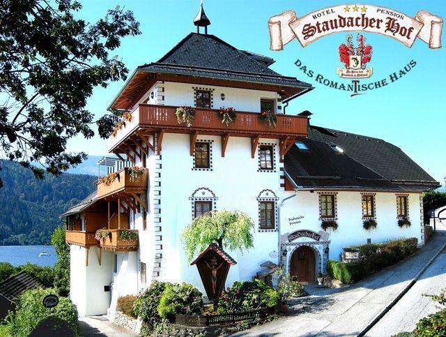 Herzlich Willkommen am Staudacher Hof! - STAUDACHER HOF–das Roman(t)ische Haus! Millstatt