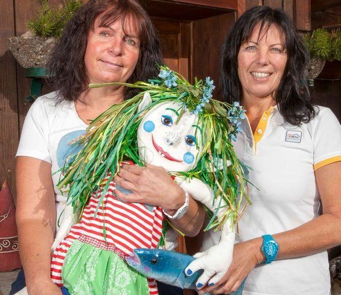 Gratis Kinderprogramm mit Gerlinde und Lydia - Zell am Ziller Tirol