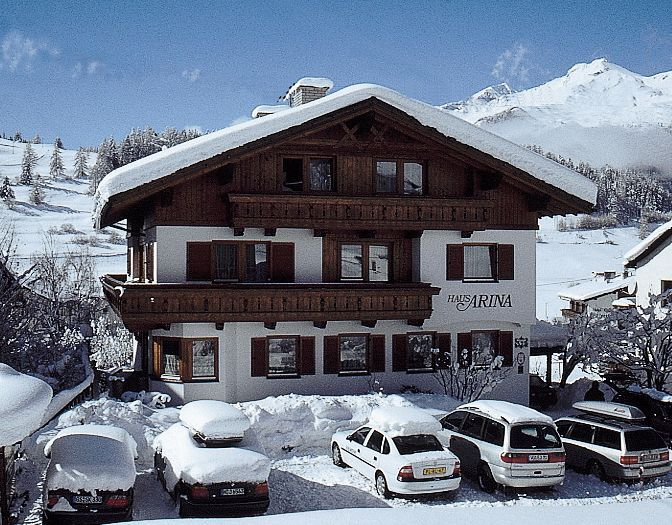 Apart-Pension Haus Arina - Apartment Pension Haus ARINA Nauders Tirol Nauders