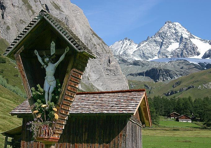 Ködnitztal - Ferienhaus TIROLERHOF Kals am Großglockner
