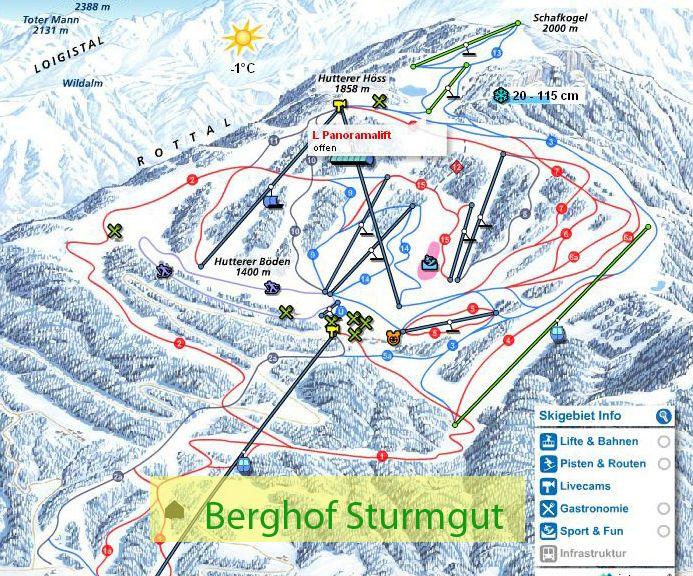 Berghof Sturmgut - Bergidylle pur & neben Skipiste Hinterstoder