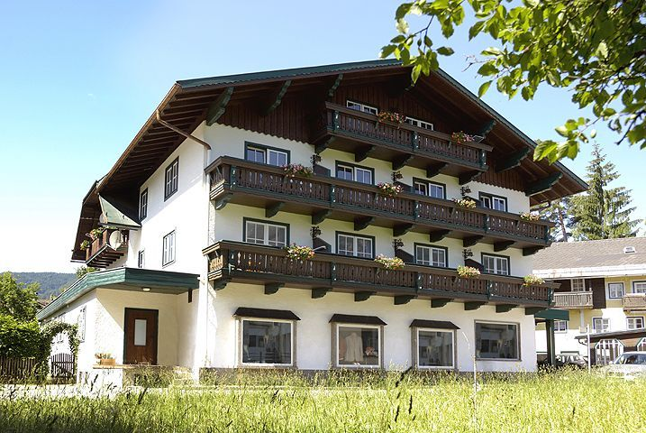 Appartementhaus Huber - Appartementhaus Huber St. Gilgen