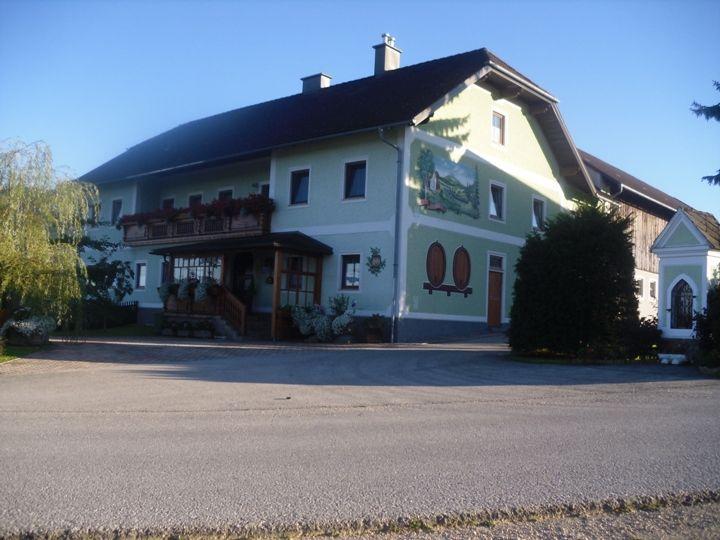 """Außenansicht Haus - Holzner - """"Oberegg"""" Waidhofen an der Ybbs"""