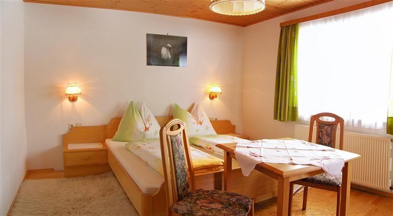Schlafzimmer - Haus Meissnitzer Radstadt