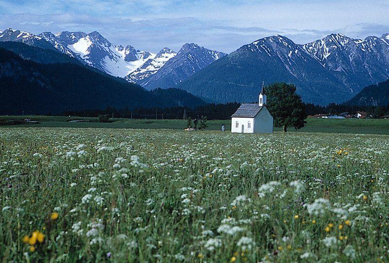 Lechaschau Tirol