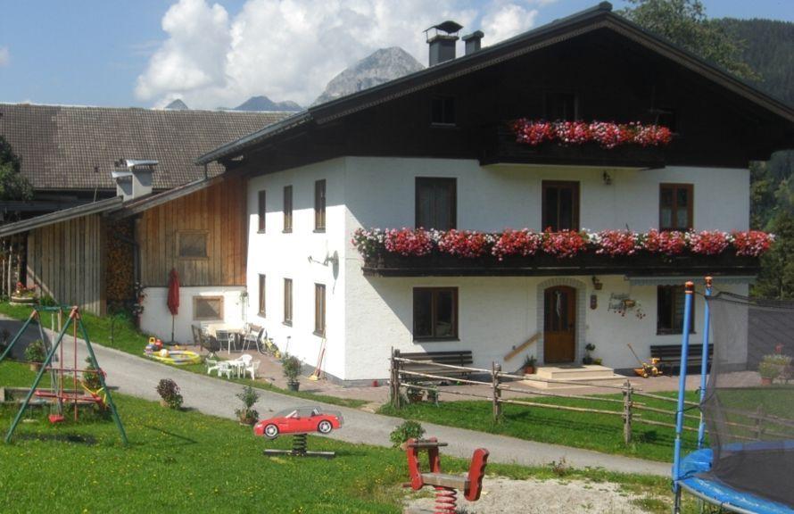 ...auch im Sommer ein Paradies für gross und klein... - Payrhof - Familienurlaub am Bio-Bergbauernhof Annaberg-Lungoetz
