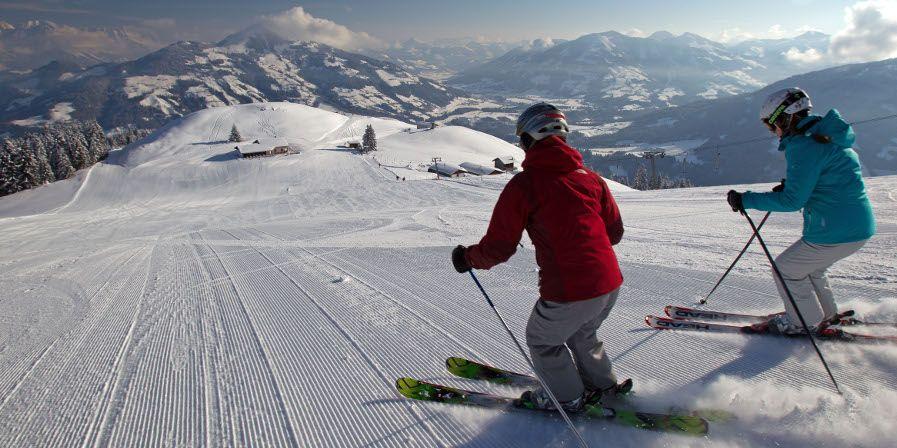 Ski fahren Markbachjoch Wildschönau - Wildschoenau (Region) Tirol