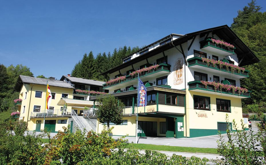 Frontbild  - Hotel Gabriel Keutschach