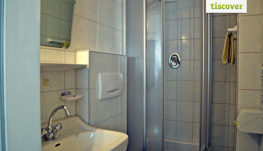 Badezimmer  - Haus Kranewitter Nassereith