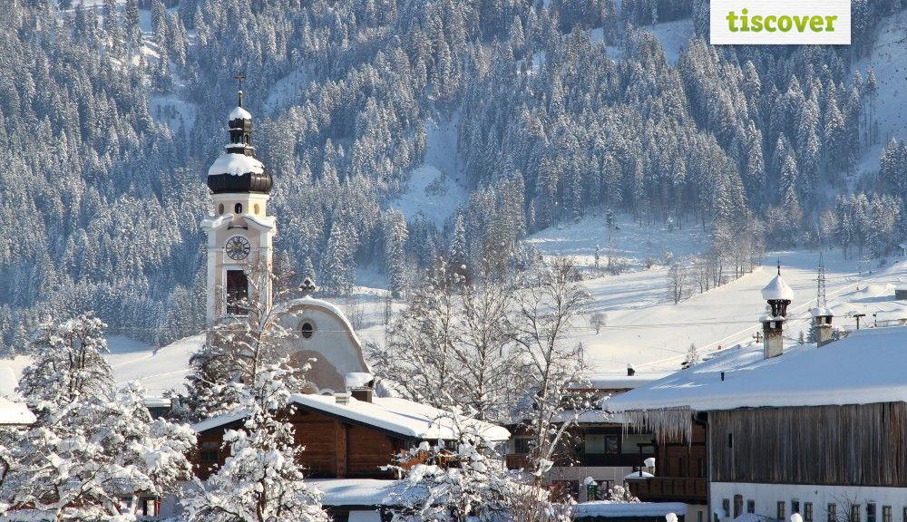 Oberndorf in Tirol - Kitzbühel Alps In winter - Oberndorf Tirol