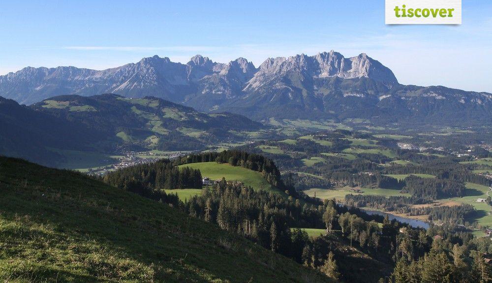 Kitzbühel Tourismus - Informationsbüro Reith im Sommer - Reith bei Kitzbuehel Tirol
