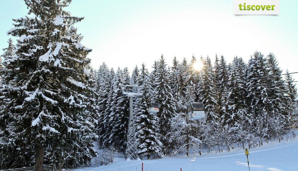 Kirchberg in Tirol im Winter - Kirchberg in Tirol Tirol