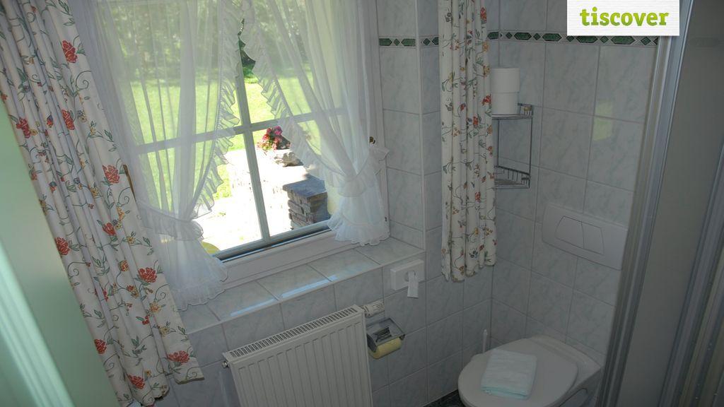 Badezimmer  - Ferienwohnungen Kroell Mayrhofen