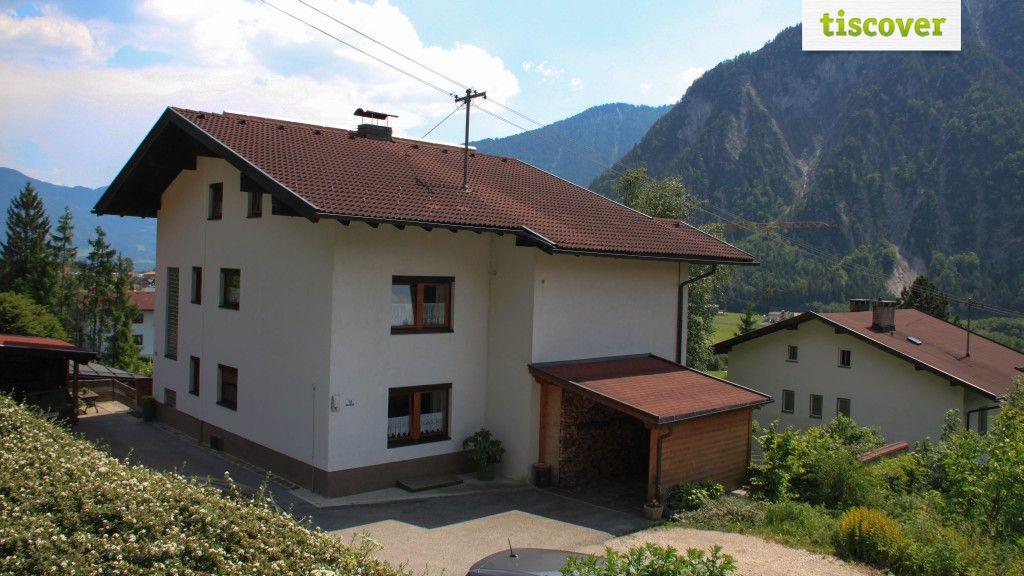 Aussenansicht im Sommer - Ferienwohnung Zenz Maurach am Achensee