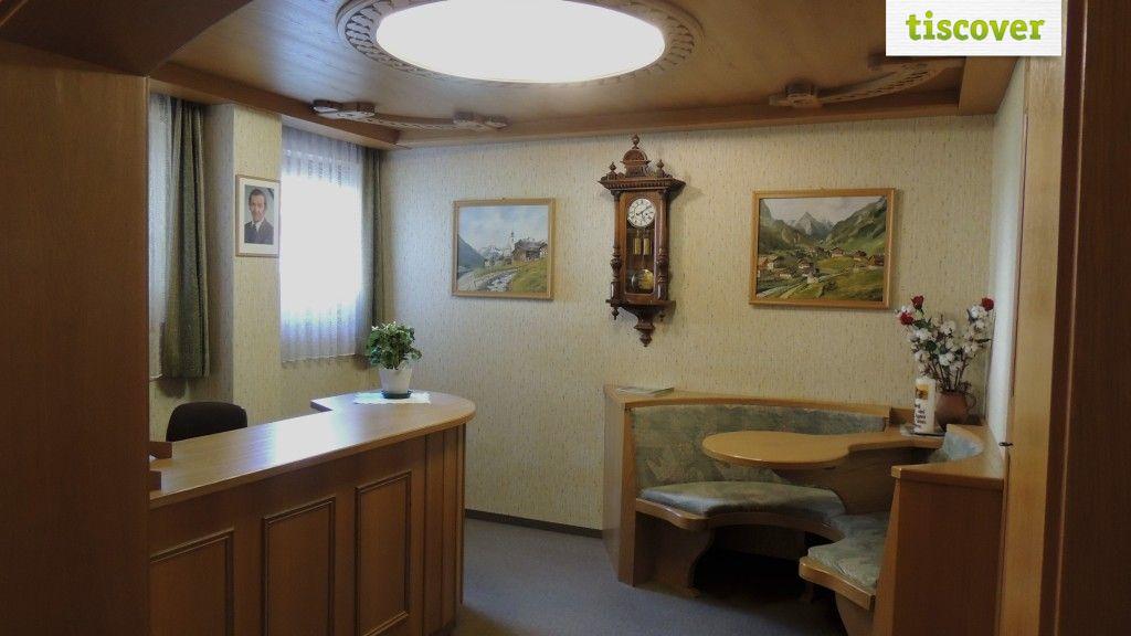 Hotelhalle  - Pension Alpenrose im Virgental in Osttirol Praegraten am Großvenediger