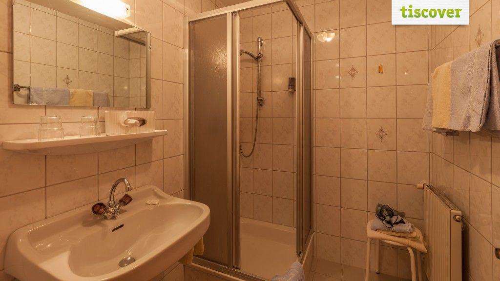 Bathroom  - Gasthaus Rossmoos Alpbach