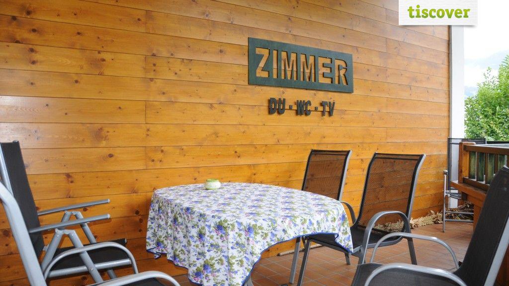 Aussenansicht im Sommer - Haus Hager Schlitters