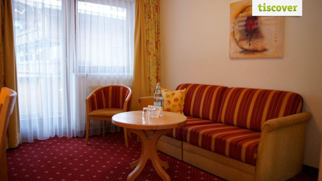 Suite  - Hotel Persal Finkenberg