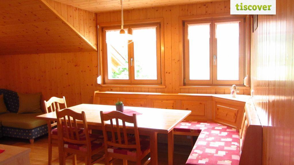 Appartment im Winter, Ferienwohnung Ferienwohnung Kanisfluh