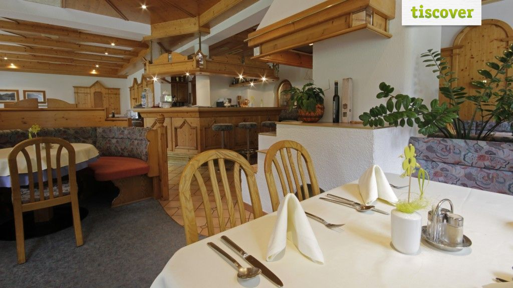 Restaurant  - Hotel Sonnenhof Kaunertal