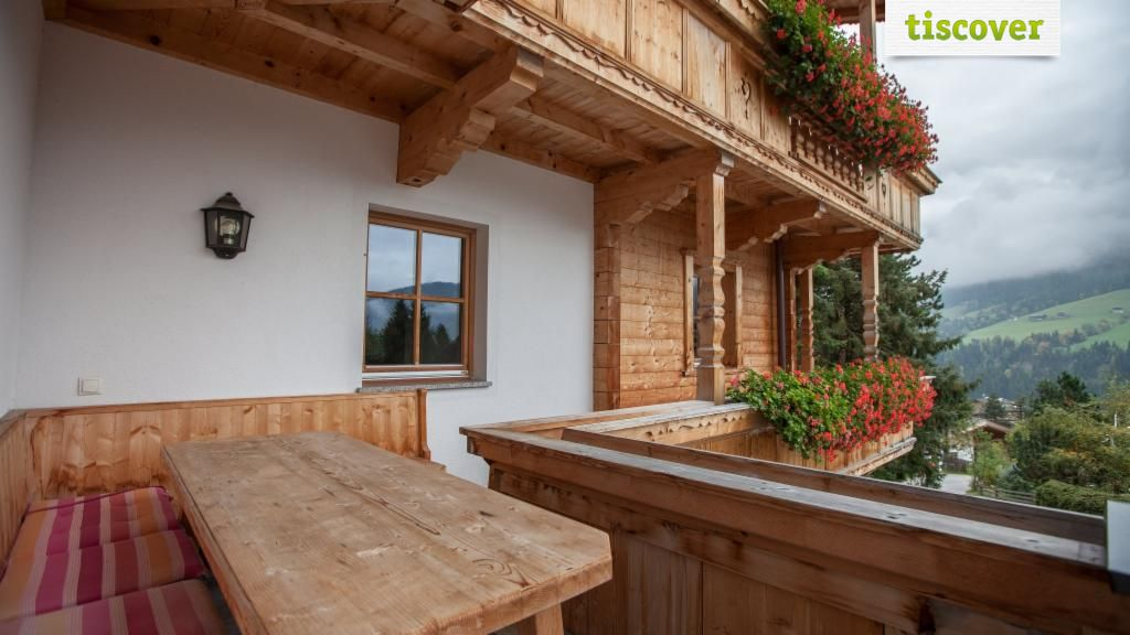 Terrasse  - Alpbacher Appartementhaus Sonnenhof Alpbach