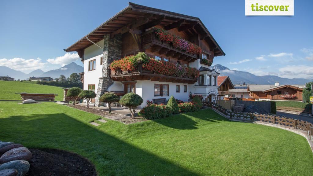 Aussenansicht im Sommer - Haus Barbara Reith im Alpbachtal