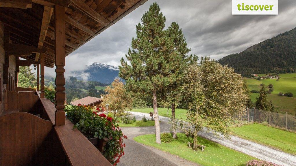 Terrasse  - Gasteighof Reith im Alpbachtal