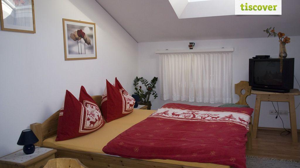 Doppelzimmer (Standard)  - Haus Hubertus Obsteig