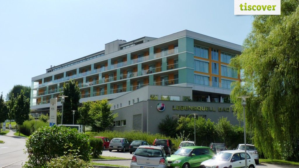 Lebensquell bad zell four star hotel tiscover en for Hotel lebensquell bad zell