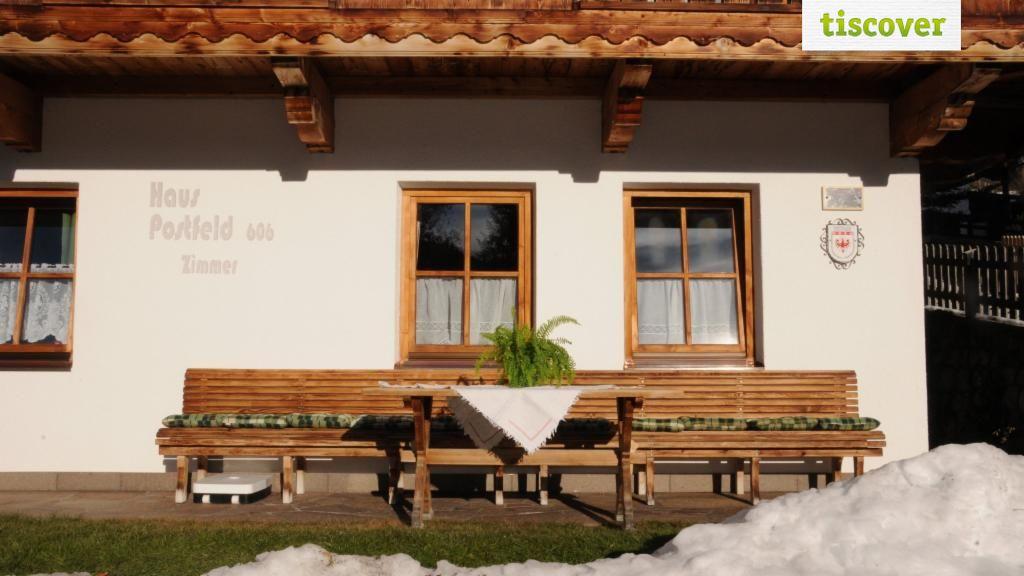 Aussenansicht im Winter - Haus Postfeld Alpbach