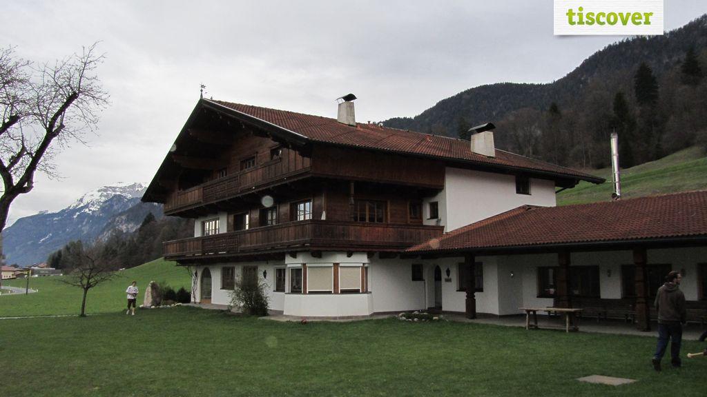 Aussenansicht im Winter, Ferienwohnungen Paulinghof
