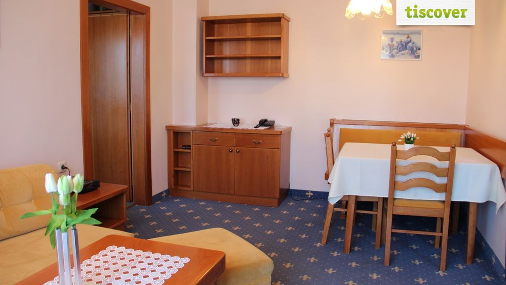 Appartment im Sommer