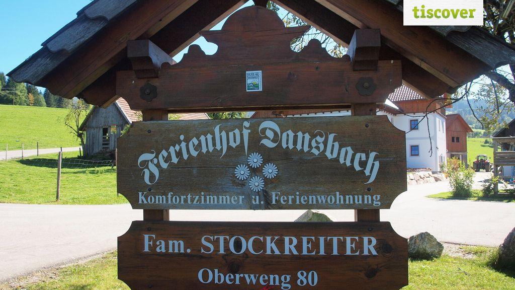 Aussenansicht im Sommer - Ferienhof Dansbach Spital am Pyhrn