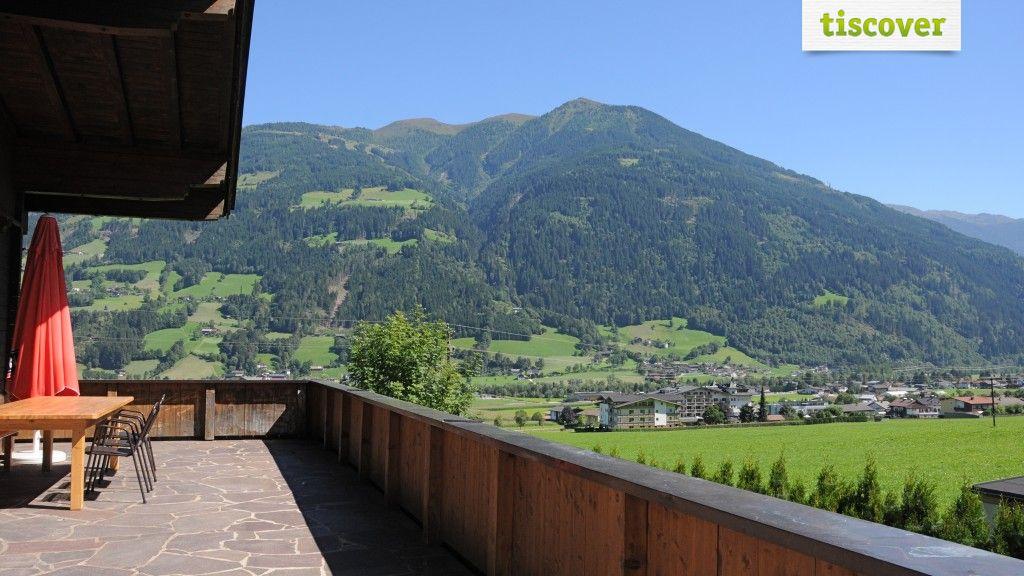 Aussenansicht im Sommer - Kosis Landhaus Fuegen